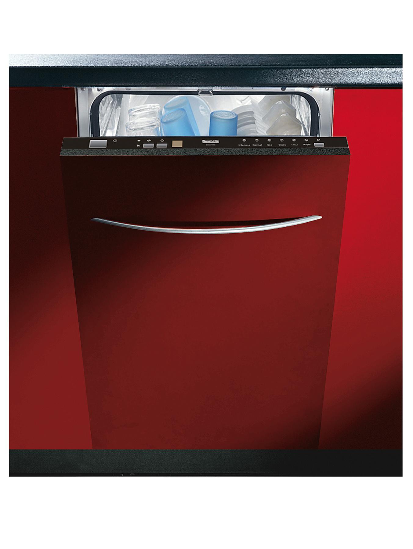 BDWI440 9 Place Slimline Integrated Dishwasher