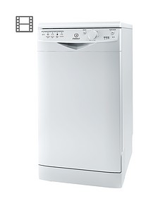 indesit-ecotime-dsr15b-10-place-slimline-dishwasher-white