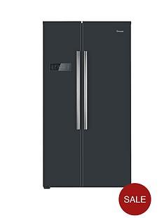 swan-sr8070b-american-style-frost-free-fridge-freezer-black