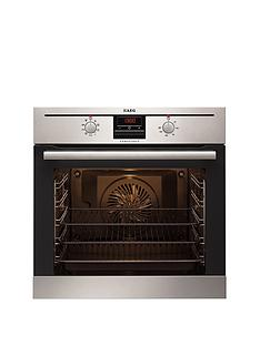 aeg-be3003021m-60cm-built-in-single-electric-oven-stainless-steel