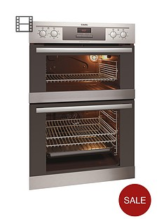 aeg-de4013021m-60-cm-built-in-double-electric-oven-stainless-steel