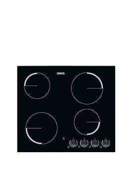 zanussi-zev6940fba-60-cm-built-in-ceramic-hob-black
