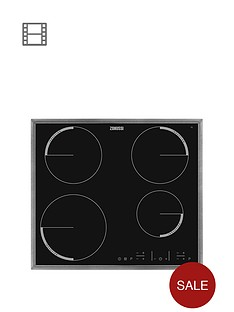 zanussi-zei6640xba-60-cm-built-in-induction-hob-black