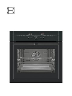 neff-b15p52s3gb-built-iin-single-electric-oven-black
