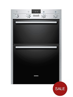 siemens-hb43mb520b-60cm-built-in-double-electric-oven
