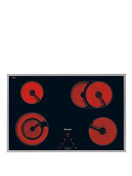 miele-km5617-764cm-electric-hob-black