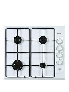 swan-sxb2030w-60cm-built-in-gas-hob-white