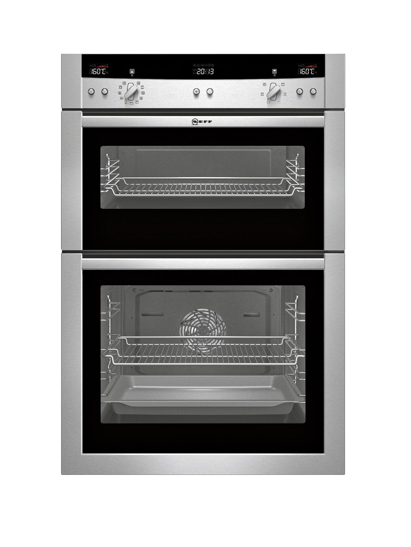best neff stainless steel electric oven prices in home textiles online. Black Bedroom Furniture Sets. Home Design Ideas