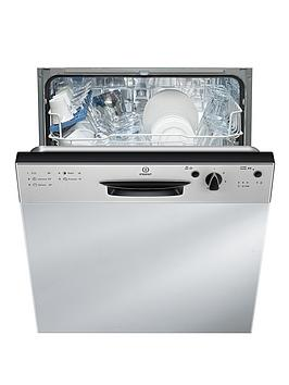 indesit-ecotime-dpg15b1nx-13-place-built-in-dishwasher-silver