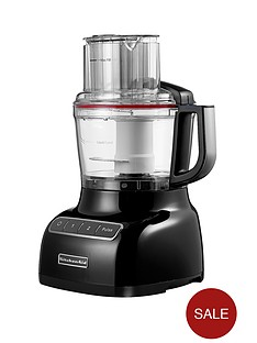 kitchenaid-5kfp0925bob-21-litre-food-processor-black