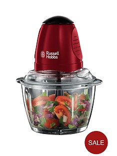 russell-hobbs-20320-rosso-chopper