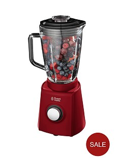 russell-hobbs-18996-rosso-glass-jug-blender