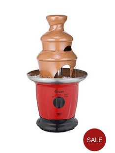 swan-chocolate-fountain-red