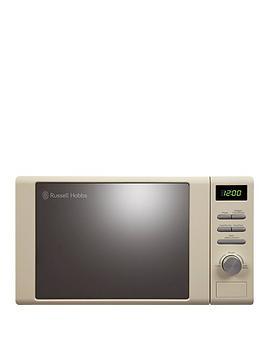 russell-hobbs-rhm2064c-20-litre-heritage-microwave-cream