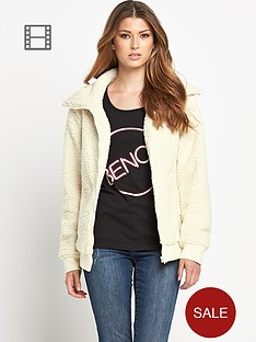 bench-faux-sheep-high-neck-jacket