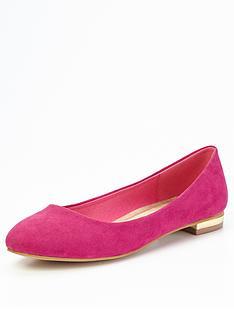 dora-round-toe-mettalic-heel-ballerina-p