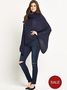 cowl-neck-poncho-cape