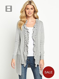south-frill-front-cardigan