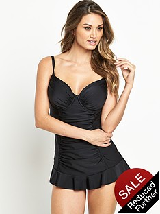 resort-shapewear-underwired-swimdress-black