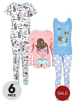 freespirit-6-piece-pyjama-set