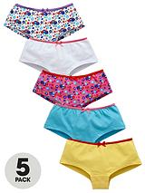 Pretty Shorts (5 Pack)