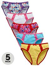 Pretty Briefs (5 Pack)