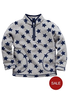 ladybird-boys-star-fleece-top