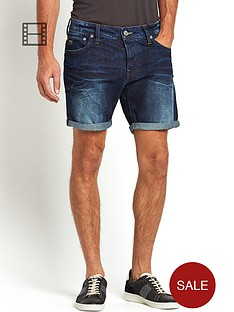 g-star-raw-3301-low-tapered-short