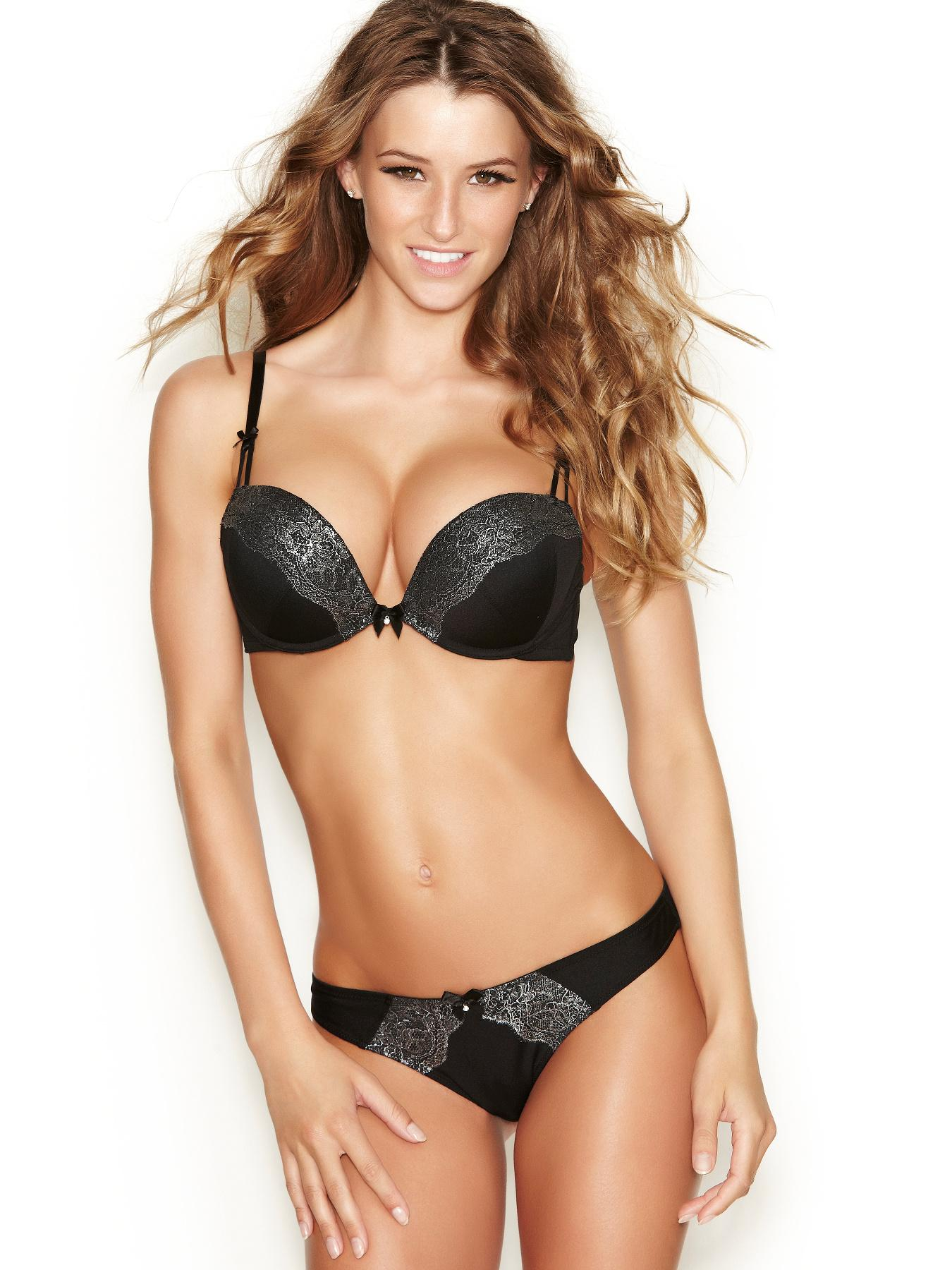 Triple Boost Thong, Black at Littlewoods