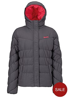bench-girls-hooded-padded-jacket