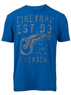 firetrap-short-sleeve-graphic-t-shirt