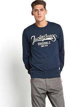 jack-jones-originals-mens-classic-crew-sweater-dress-blue