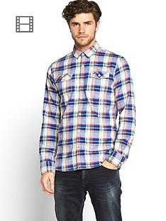 hilfiger-denim-orleans-check-ls-shirt