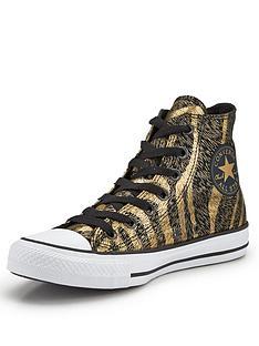 converse-ctas-gold-foil-animal-print-hi
