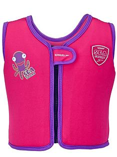 speedo-little-girls-float-vest