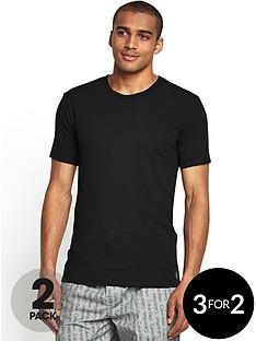 calvin-klein-mens-logo-t-shirts-2-pack-black