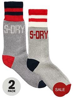 superdry-2pk-downhill-racer-sock