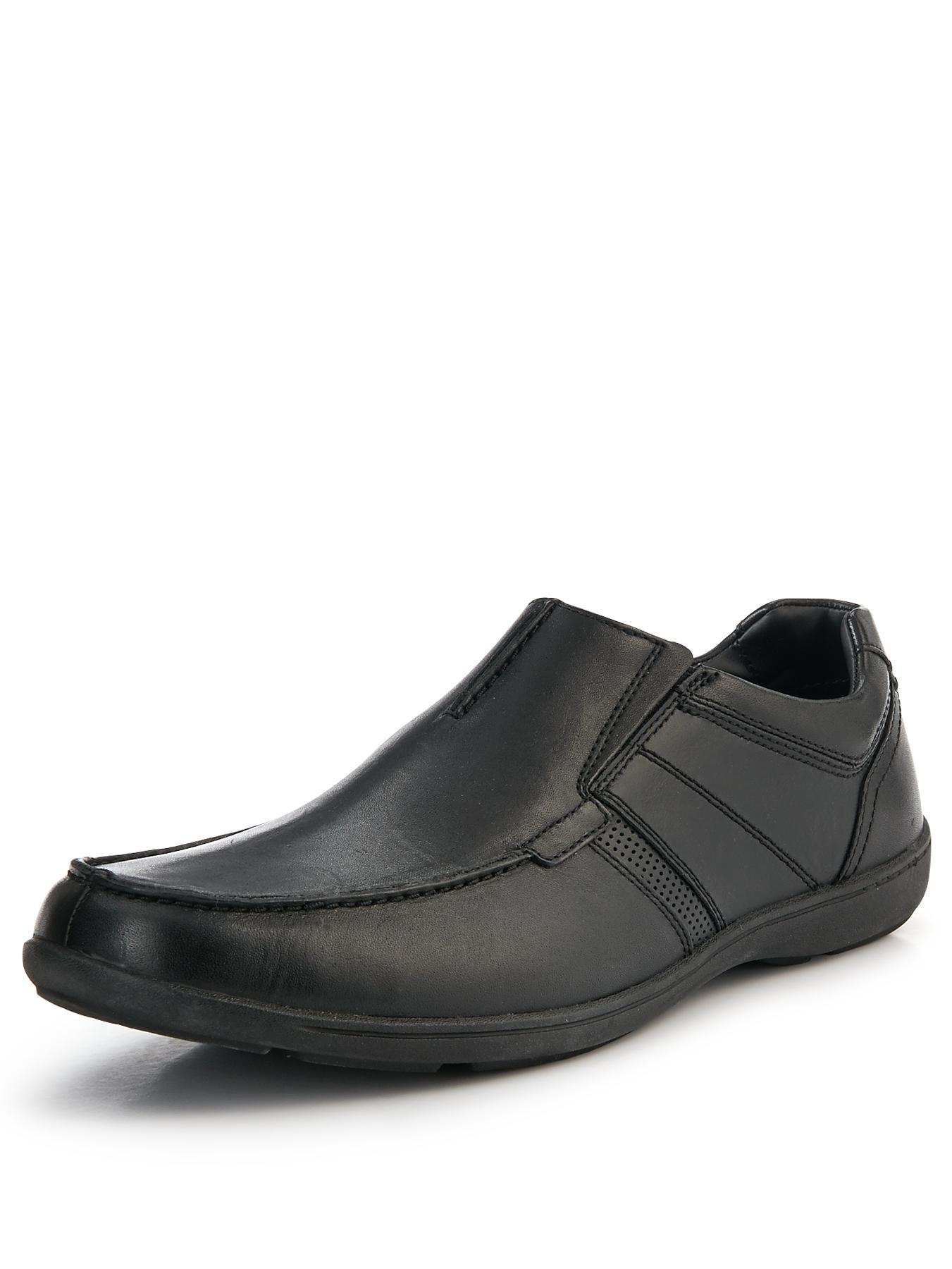 Bradley Fall Mens Slip-on Shoes, Black