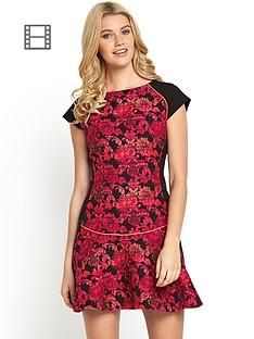ted-baker-bonnyy-jacquard-dress