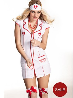 ann-summers-naughty-nurse-dress