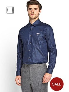 ted-baker-mens-long-sleeve-oxford-pocket-detail-shirt