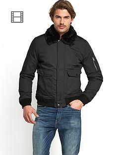 schott-air-fur-collar-jacket
