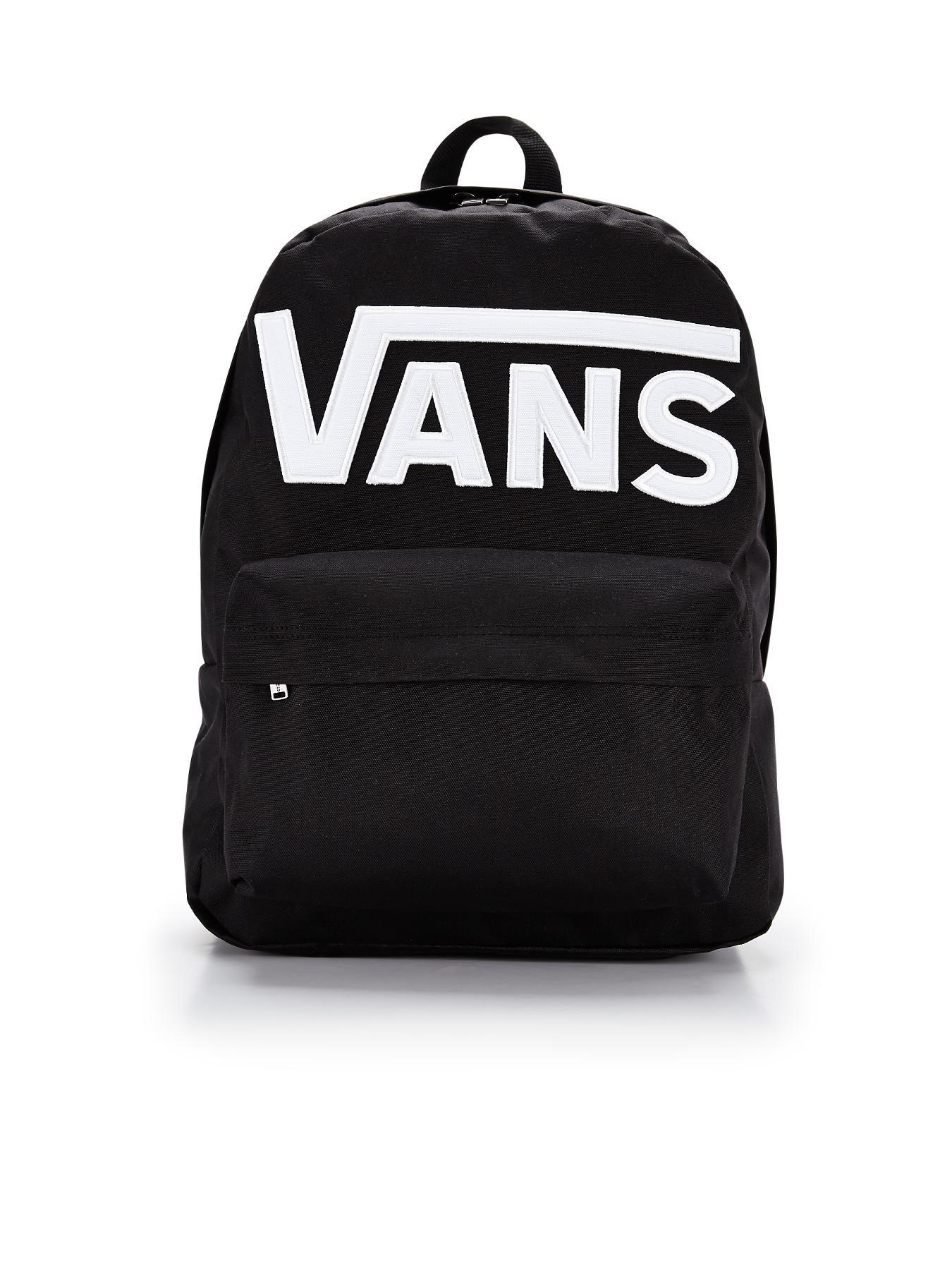 Youth Boys Old Skool II Back Pack, Black