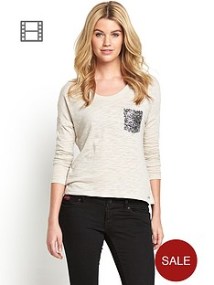 superdry-shimmer-luxe-pocket-top