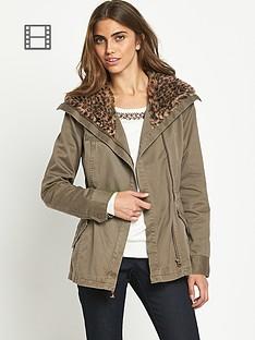 oasis-leopard-fur-collar-jacket