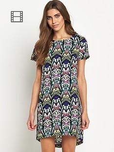 ax-paris-printed-shift-dress