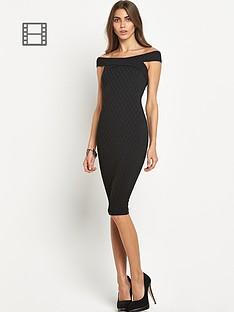 ax-paris-of-the-shoulder-midi-dress