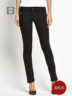 diesel-livier-super-slim-jeggings-black
