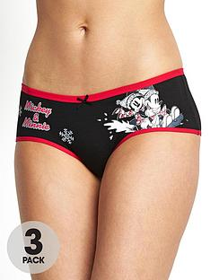 3-pack-minnie-mouse-shorts