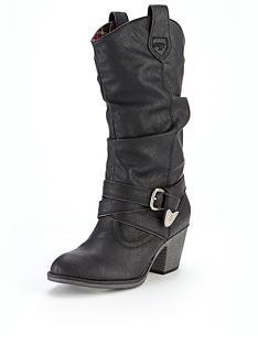 rocket-dog-sidestep-cowboy-calf-boots